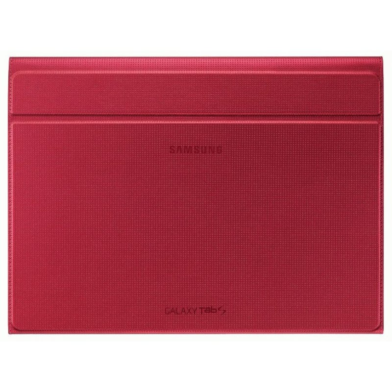 Оригинальный чехол-книжка для Samsung Galaxy Tab S 10.5 SM-T800/T805 Red (EF-BT800BREGRU)