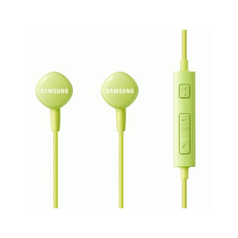 Оригинальные наушники-гарнитура Samsung Green (EO-HS1303GEGWW)