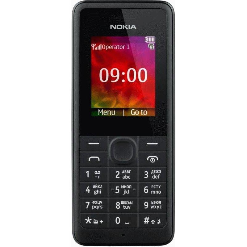 Nokia 106 Black