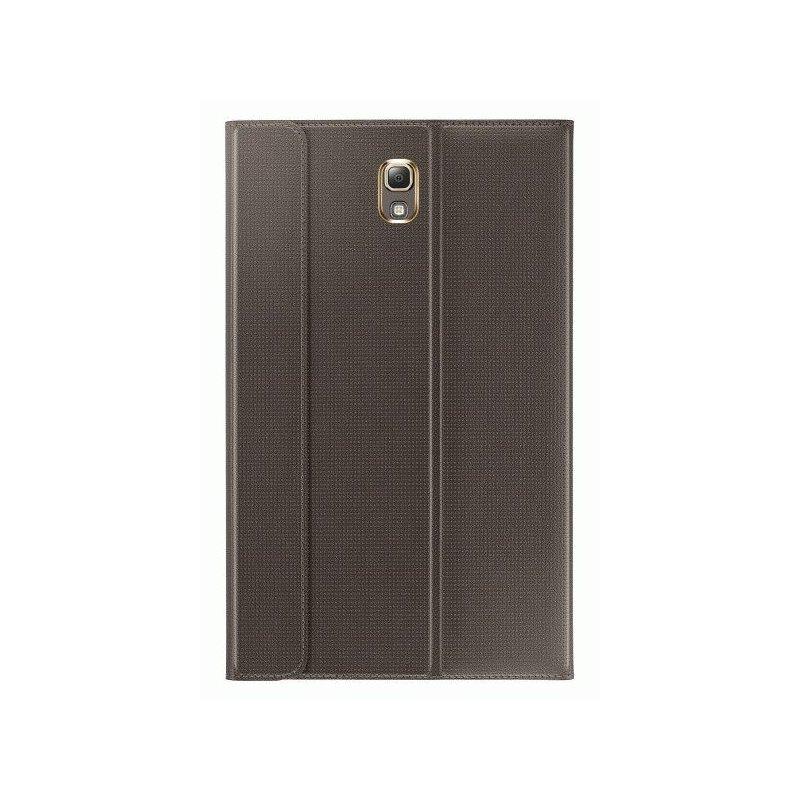 Оригинальный чехол-книжка для Samsung Galaxy Tab S 8.4 SM-T700/T705 Electric Brown (EF-BT700BSEGRU)