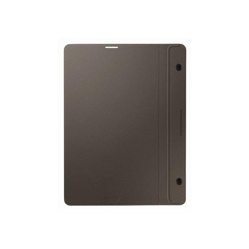 Оригинальный чехол для Samsung Galaxy Tab S 8.4 SM-T700/T705 Bronze Titanium (EF-DT700BSEGRU)