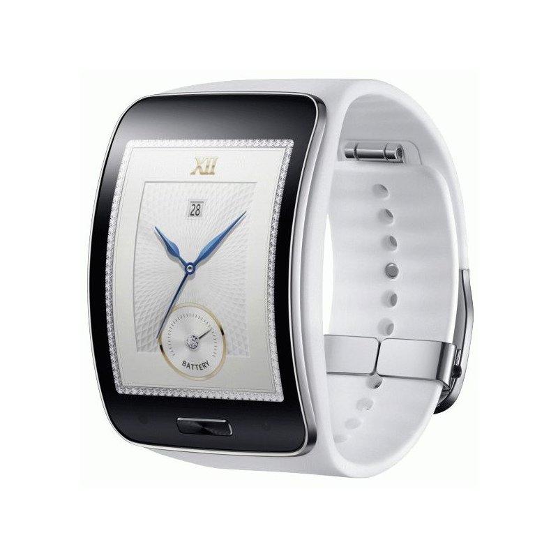 Умные часы Samsung Gear S SM-R7500 White