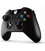 Беспроводной джойстик Xbox ONE Wireless Controller Black + Игра Killer Instinct