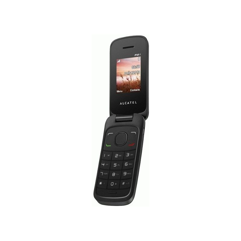 Alcatel One Touch 1030D Dual Sim Full black