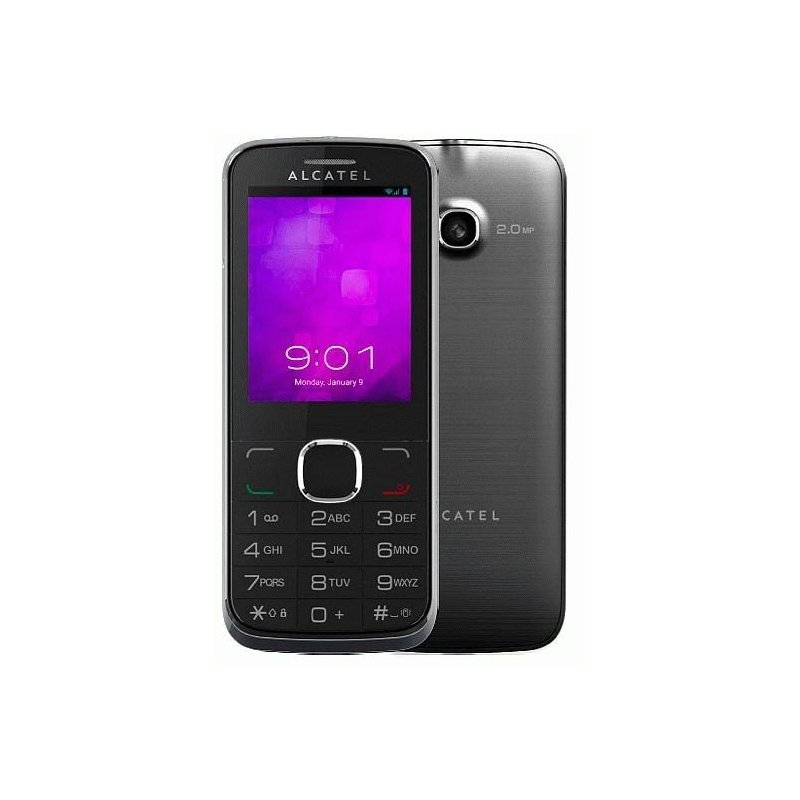 Alcatel One Touch 2005D Dual Sim Anthracite