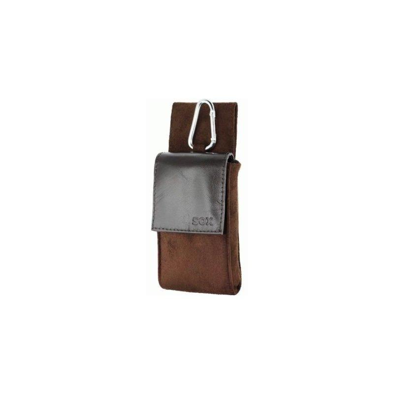 Универсальный чехол для телефона SOX MR. Business Brown (MRB 03)