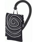 Универсальный чехол для телефона SOX Orto Spiral Black (KOSP 01)