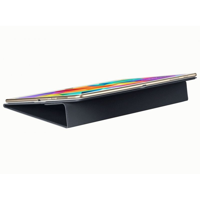 Оригинальный чехол-книжка для Samsung Galaxy Tab S 10.5 SM-T800/T805 Charcoal Black (EF-BT800BBEGRU)