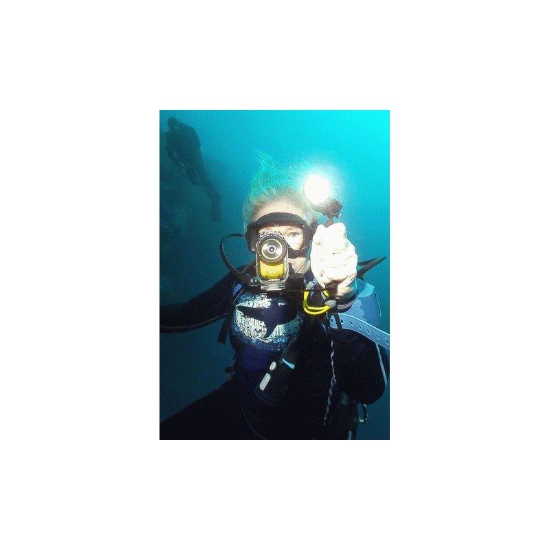 Подводный бокс Waterproof Clear Case для экшн-камер Liquid Image Ego (750)