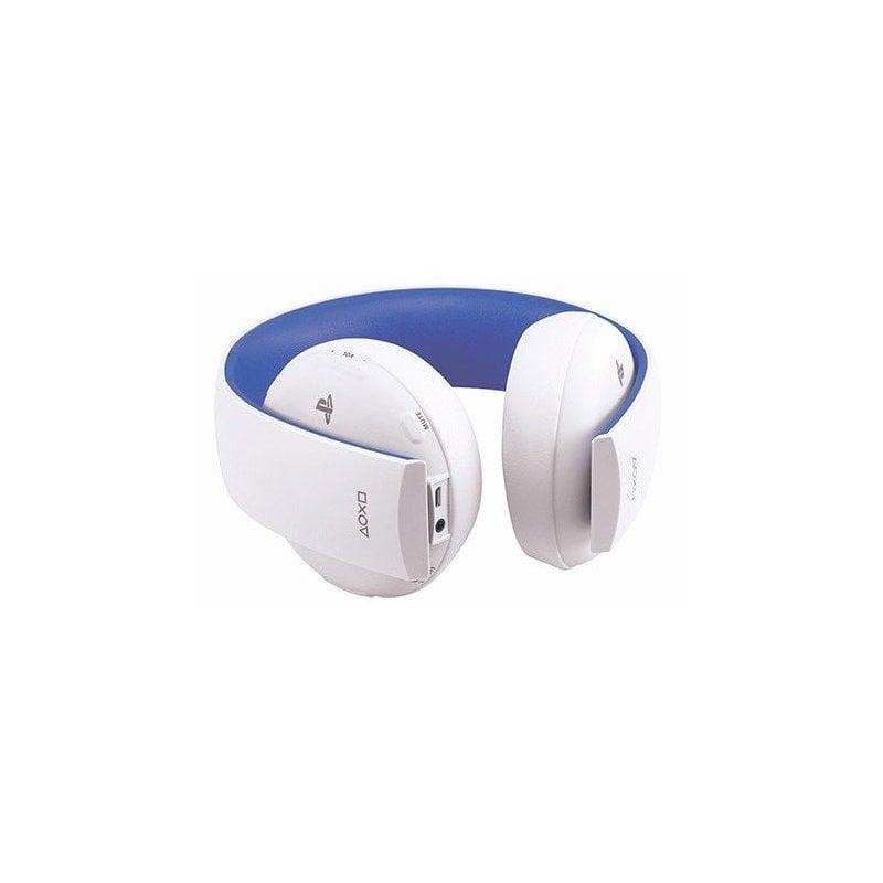Оригинальная беспроводная гарнитура для Sony PlayStation Wireless Headset (2.0) White