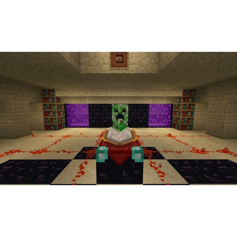 Игра Minecraft для Sony PS 4 (русская версия)