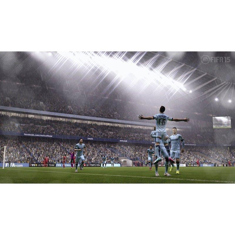 Игра FIFA 15 для Sony PlayStation 4 (русская версия)