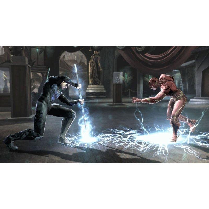 Игра Injustice: Gods Among Us Ultimate Edition для Sony PS 4 (русские субтитры)