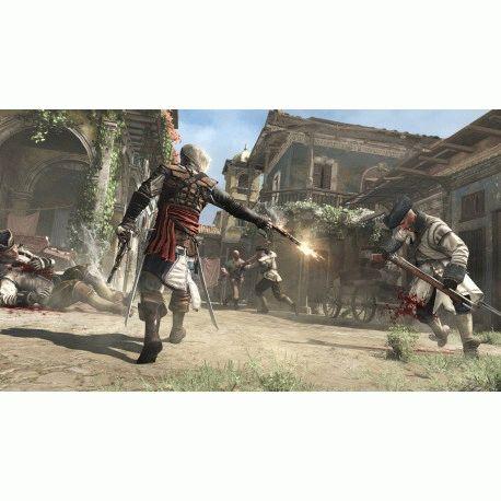 Игра Assassin`s Creed IV: Black Flag для Sony PlayStation 4 (русская версия)