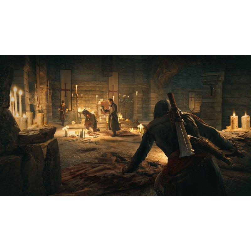 Игра Assassin`s Creed: Unity Special Edition для Sony PlayStation 4 (русская версия)