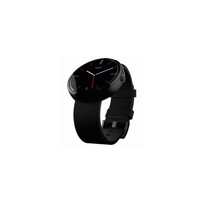 Умные часы Motorola Moto 360 Black