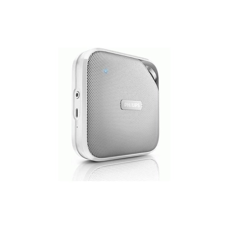 Philips BT2500 Wireless Portable Speaker White (BT2500W/00)