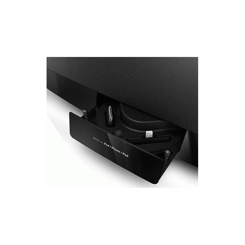 Philips DCM2260 DualDock Black (DCM2260/12)