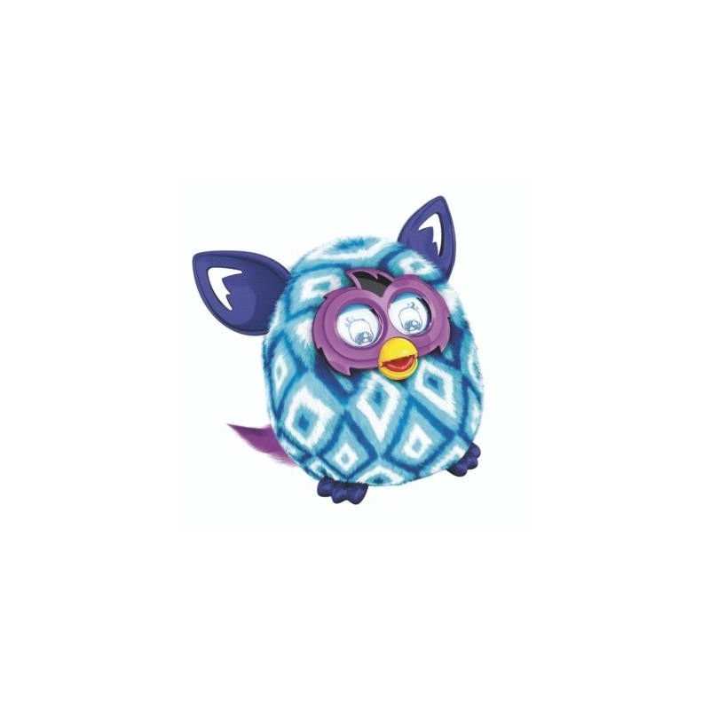 Интерактивная игрушка Furby Boom 03 (Blue Diamonds)