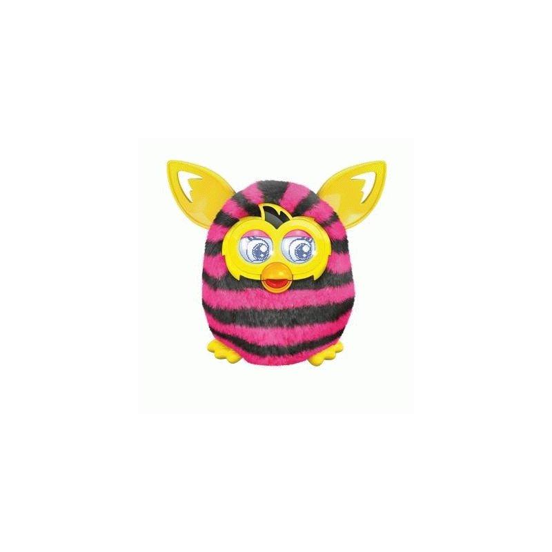 Интерактивная игрушка Furby Boom 10 (Straight Stripes)