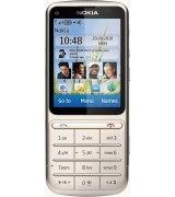 Nokia C3-01.5 Touch and Type Khaki Gold