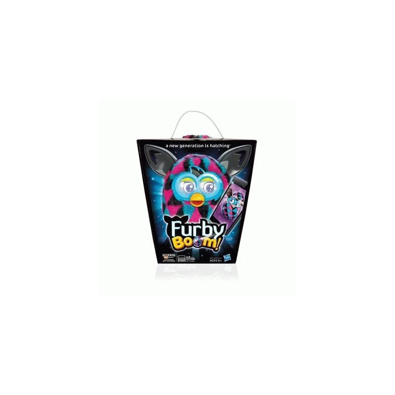 Интерактивная игрушка Furby Boom 11 (Triangles)
