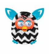 Интерактивная игрушка Furby Boom 13 (Zigzag Stripes)