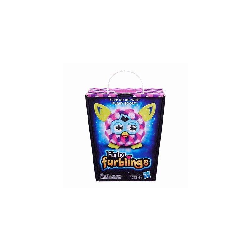 Интерактивная игрушка Furby Furbling 10 (Pink Cubes)