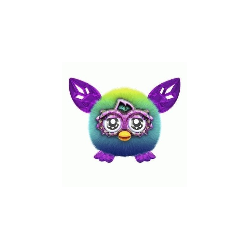 Интерактивная игрушка Furby Furbling 13 (Cristal Green/Blue)
