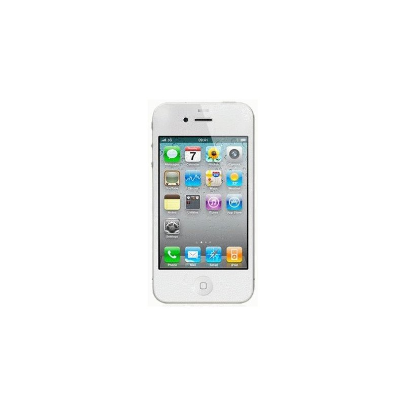 Apple iPhone 4 8Gb White (Refurbished)