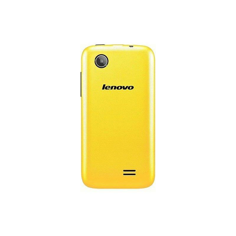Lenovo A369i Yellow