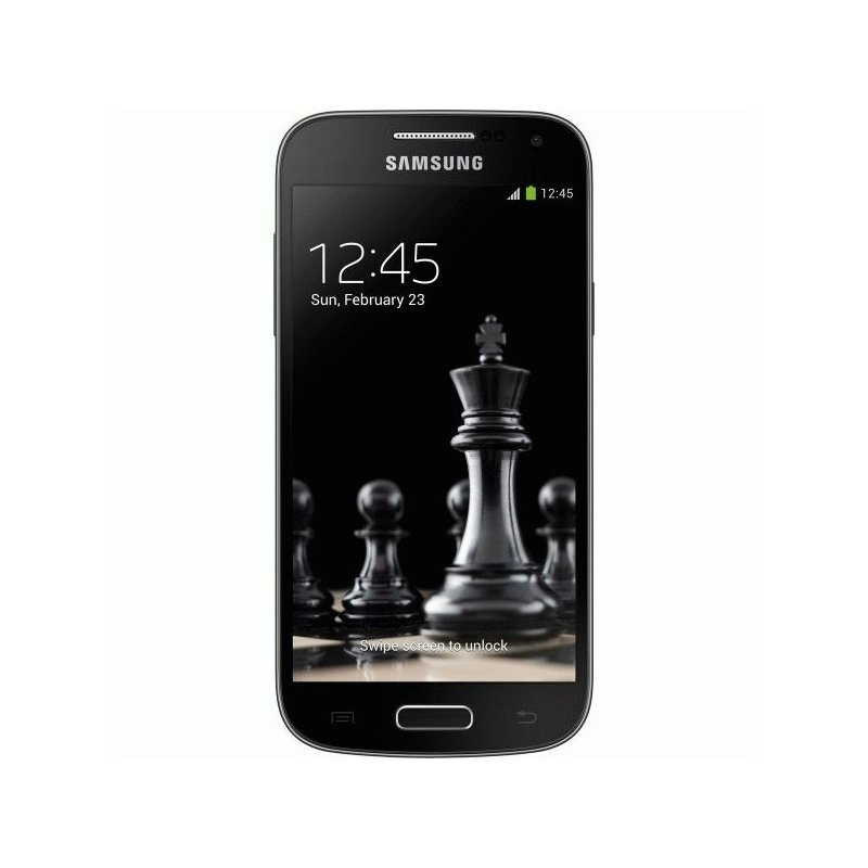 Samsung Galaxy S4 Mini Duos I9192i Deep Black