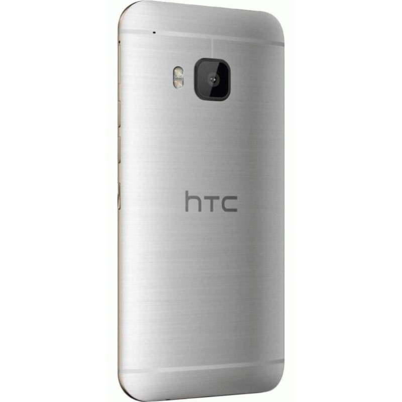 HTC One M9 Gold on Silver EU