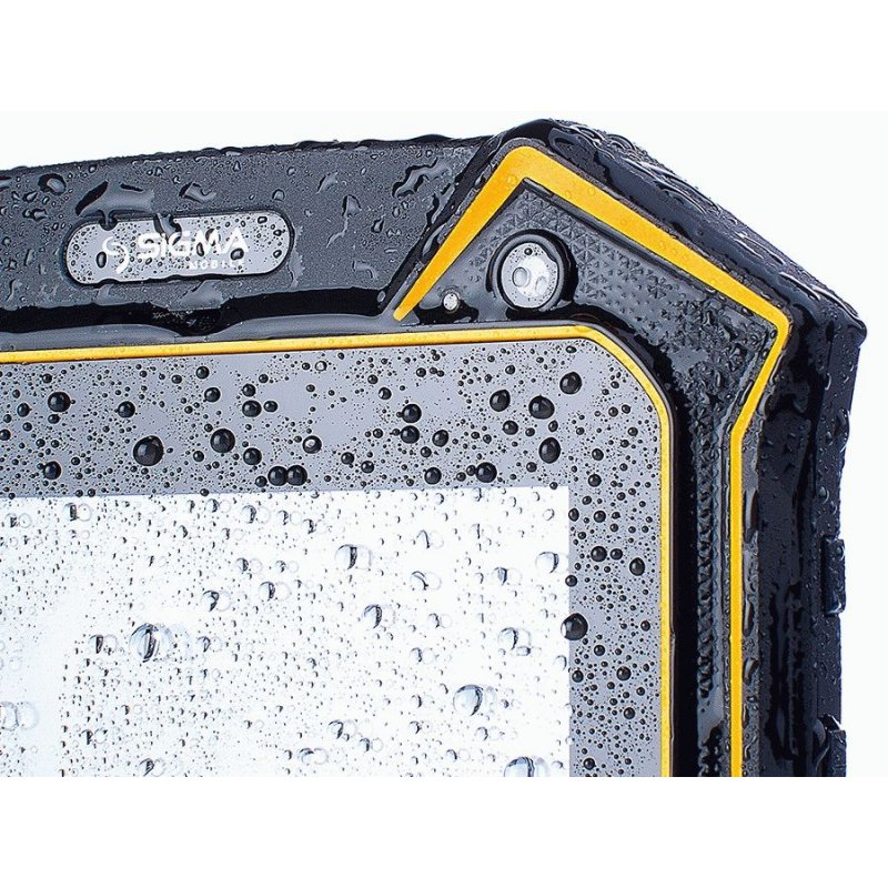Sigma mobile X-treme PQ70 Black/Orange