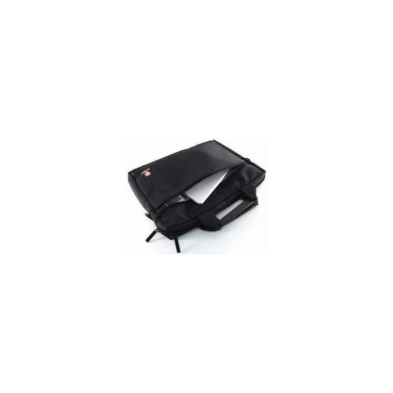 Сумка для ноутбука DTBG D8123BL-17 (Black)