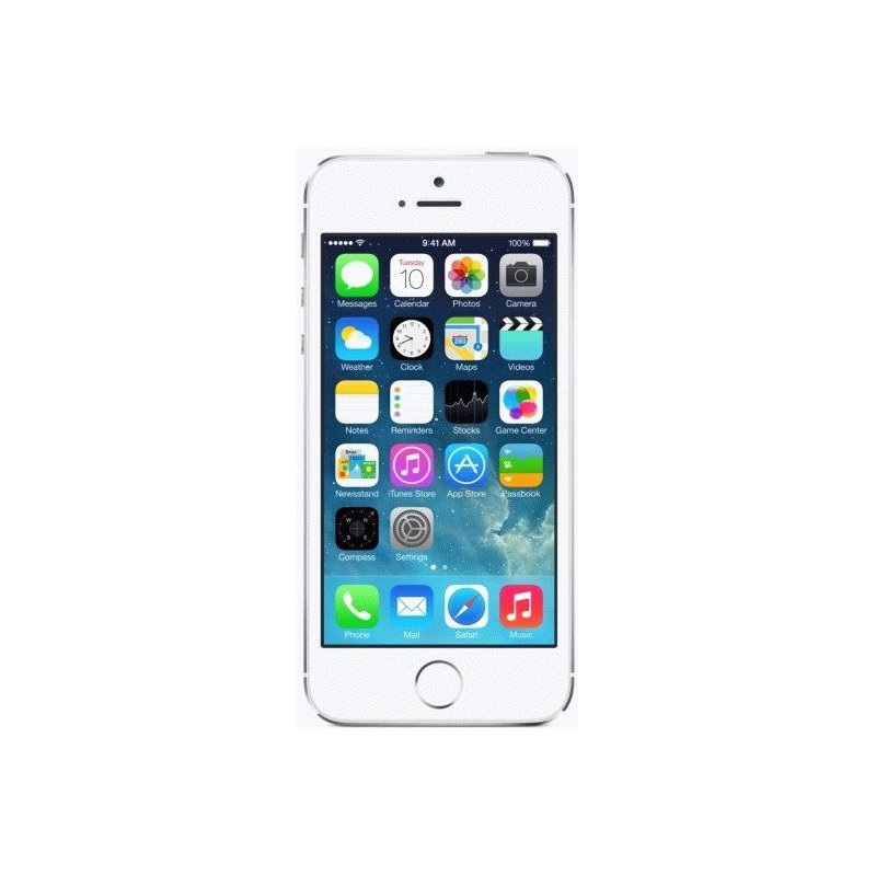 Apple iPhone 5S 16Gb Silver (Refurbished)