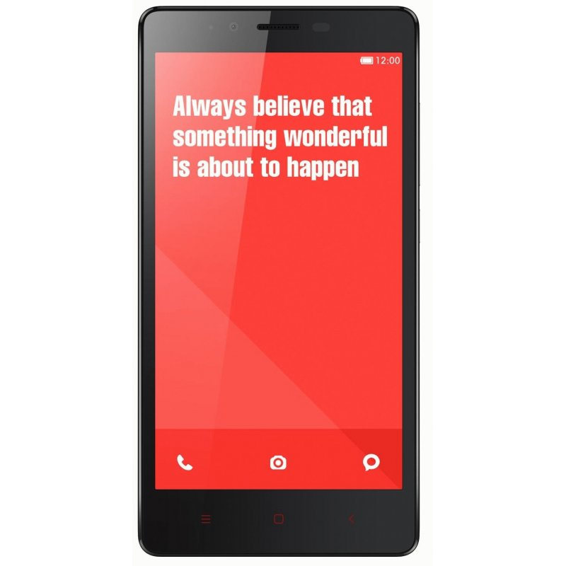 Xiaomi Redmi Note CDMA+GSM Black