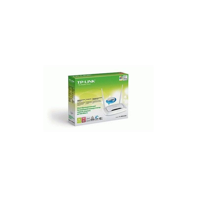 Маршрутизатор TP-LINK TL-WR842ND