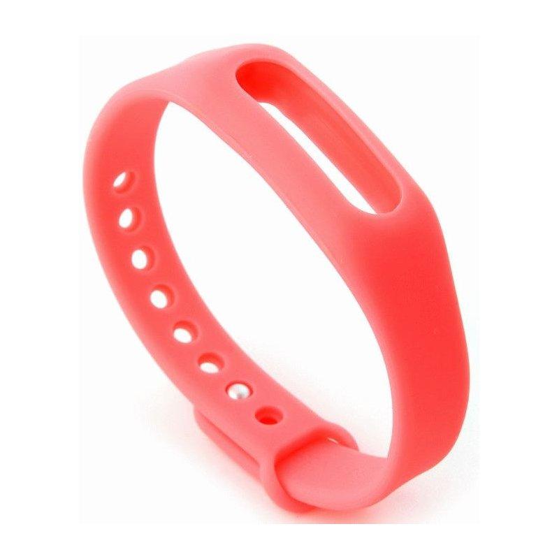 Ремешок для фитнес-трекера Xiaomi Mi Band Pink