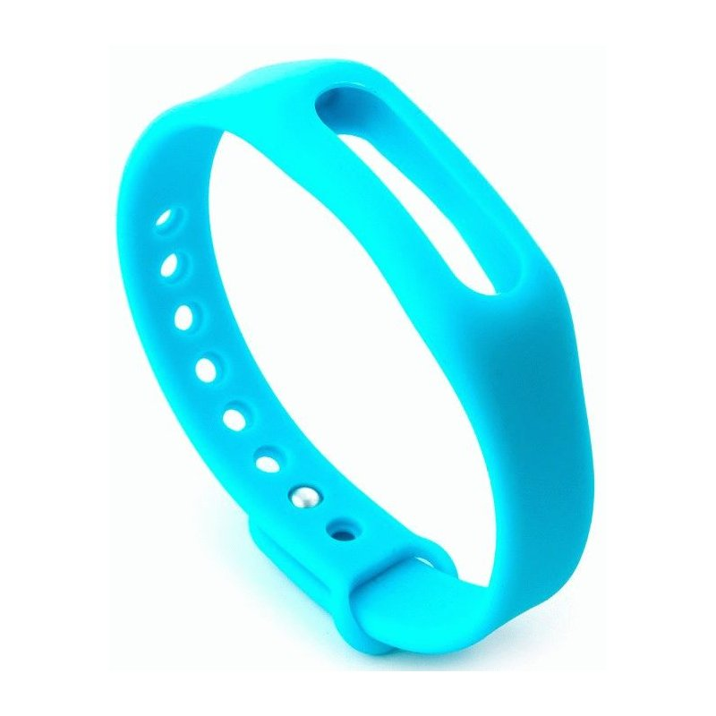 Ремешок для фитнес-трекера Xiaomi Mi Band Blue