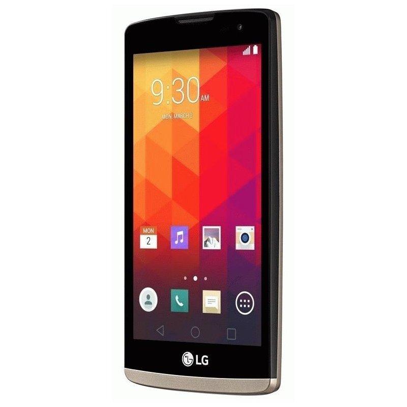 LG Leon H324 Y50 Dual Gold