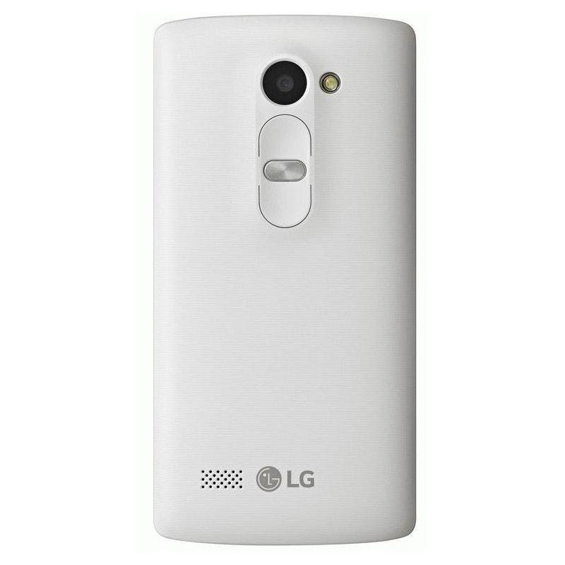 LG Leon H324 Y50 Dual White