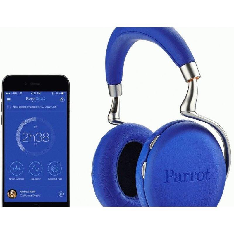 Parrot Zik 2.0 Blue (PF561024AA)