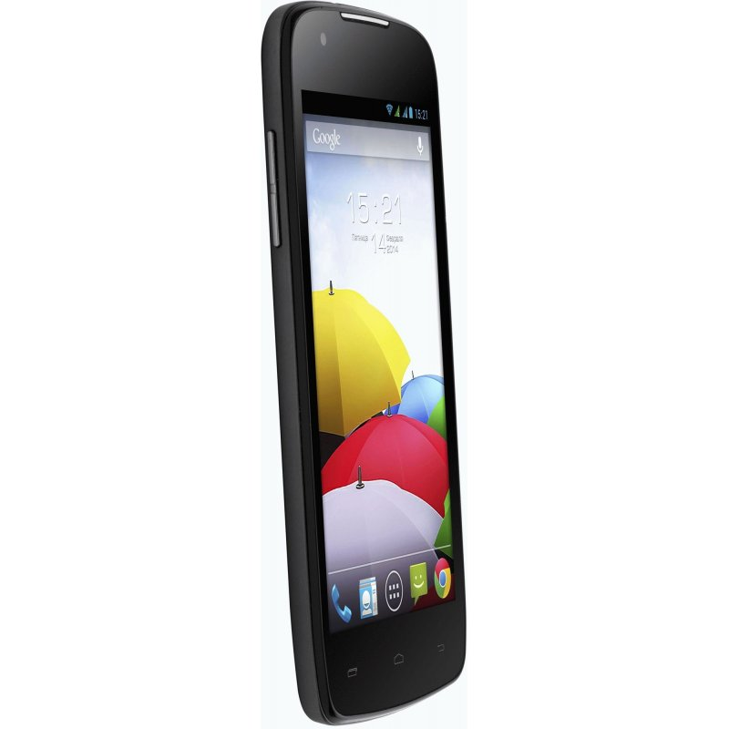 Fly IQ4405 Quad Evo Chic Dual Sim Black