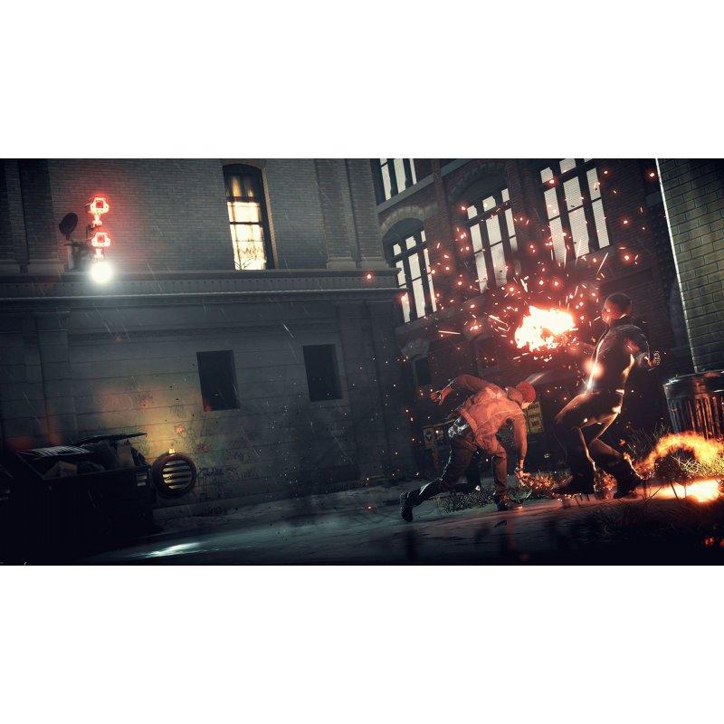 Игра Infamous: Второй сын для Sony PlayStation 4 (русская версия)