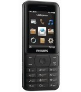 Philips Xenium E180 Dual Sim Black