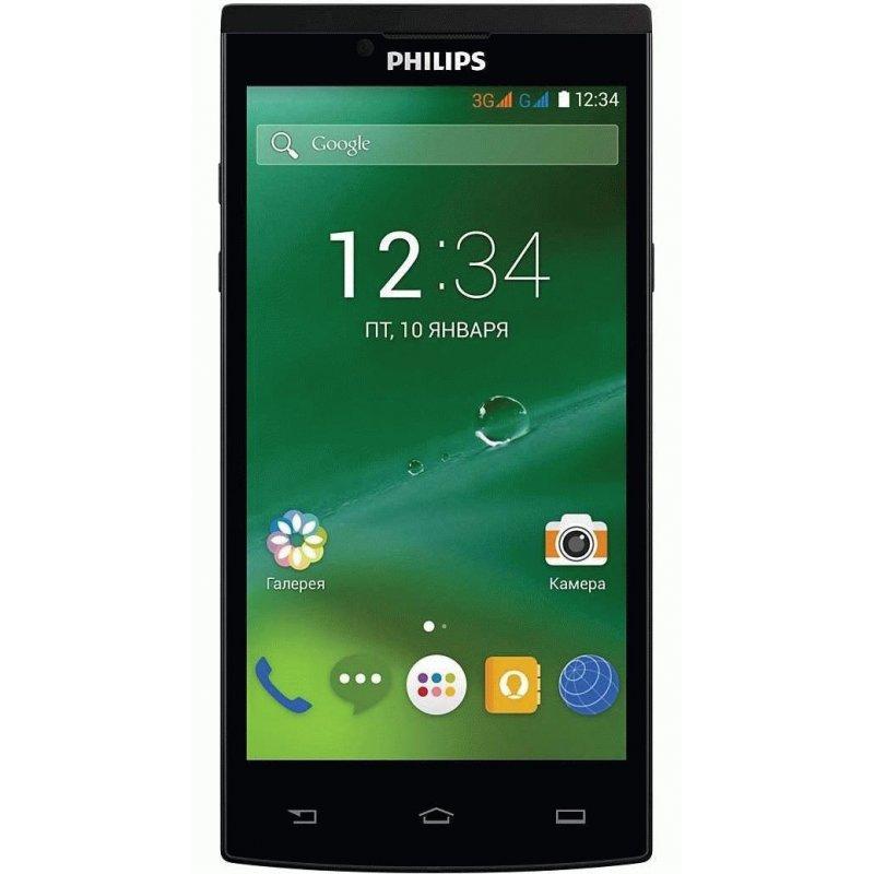 Philips Xenium S398 Dual Sim Black