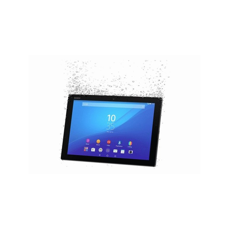 "Sony Xperia Tablet Z4 10"" 4G 32GB (SGP771/Z) Black"