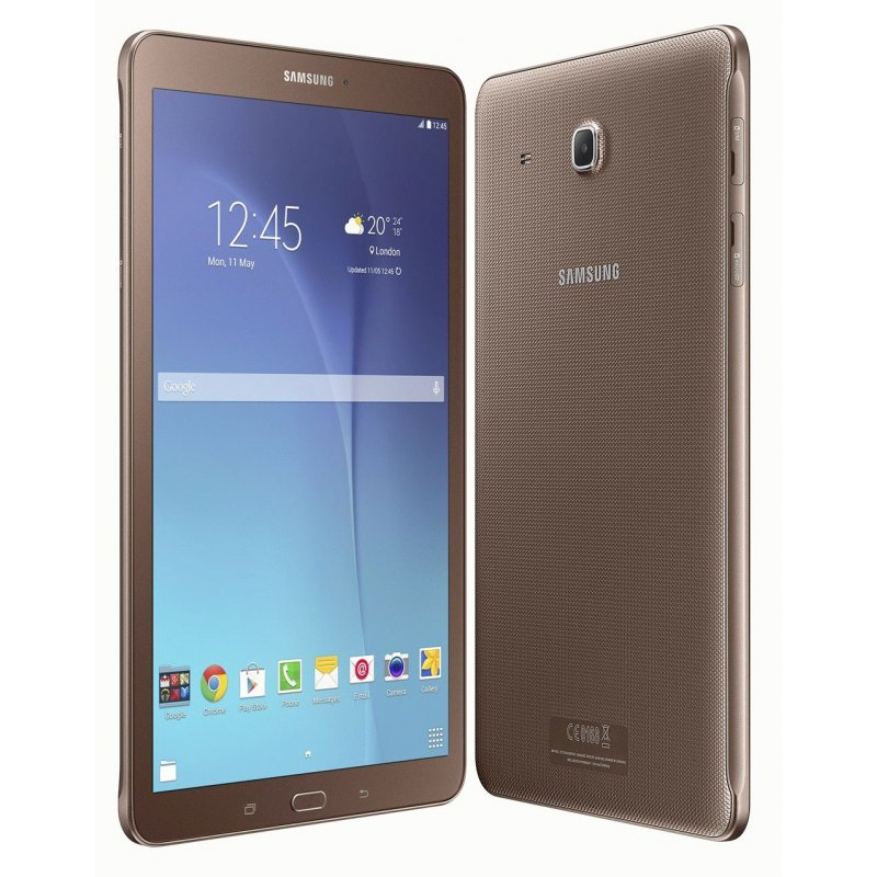 "Samsung Galaxy Tab E 9.6"" Gold Brown (SM-T560NZNASEK)"