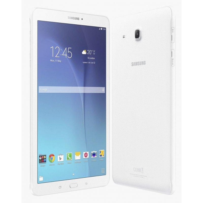"Samsung Galaxy Tab E 9.6"" 3G White (SM-T561NZWASEK)"
